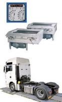 Линия испытаний грузовых автомобилей мод. Hofmann safelane truck