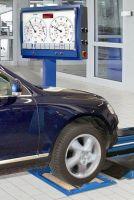 Роликовые тормозные стенды для л/а мод. : IW 2 LON 4WD