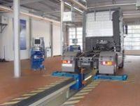 Тормозной роликовый  стенд для груз. автомобилей мод. IW 4 EUROSYSTEM