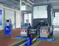 Тормозной роликовый  стенд для груз. автомобилей мод. IW 7 EUROSYSTEM