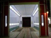 Окрасочно-сушильная камера для локомотивов и вагонов COLORTECH СТ 32.7.7