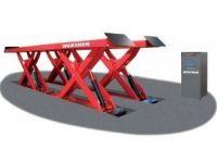Ножничный  подъемник Truck400 Werther-OMA (Италия)