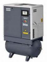 Винтовой компрессор с ресивером 270л  GA5-10P Atlas Copco (Бельгия)