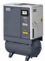 Винтовой компрессор с ресивером 270л  GA11-10P Atlas Copco (Бельгия)