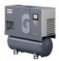 Винтовой компрессор с ресивером 500л GA15-10P Atlas Copco (Бельгия)