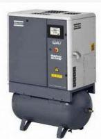 Винтовой компрессор с ресивером 270л GA7-10FF Atlas Copco (Бельгия)