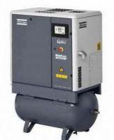 Винтовой компрессор с ресивером 270л GA11-10FF Atlas Copco (Бельгия)