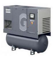 Винтовой компрессор с ресивером 500л GA15-10FF Atlas Copco (Бельгия)