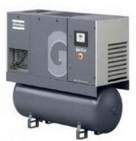 Винтовой компрессор с ресивером 500л GA18-10FF Atlas Copco (Бельгия)