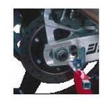 Стенд для поднятия заднего колеса W6003 Werther-OMA (Италия)