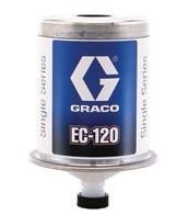 Точечная подача смазки Graco EC-100, EC-120