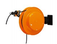 Инерционный кабельный барабан FT 038.2015