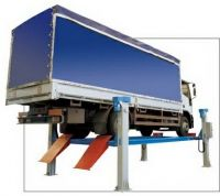 Четырехстоечный электромеханический подъемник гр/п 20,0т мод. 407 произв-ль  OMCN(Италия)
