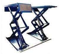 Ножничный подъемник  модель Jumbo Lift NT IV пр-ль NUSSBAUM