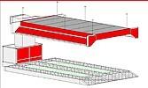 Однопостовая зона подготовки модель 20-001 пр-ль ColorTech