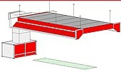 Однопостовая зона подготовки модель 20-002 пр-ль ColorTech