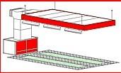 Однопостовая зона подготовки модель 20-006-EP3 пр-ль ColorTech
