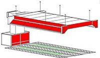 Однопостовая зона подготовки модель 20-015-EP3 пр-ль ColorTech