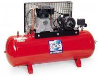 Профессиональный 2-хступенчатый компрессор с ременным приводом модель AB 300/670 пр-ль FIAC (Италия-Беларусь)