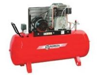Профессиональный 2-хступенчатый компрессор с ременным приводом модель AB 500/981 пр-ль FIAC (Италия-Беларусь)