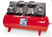 Профессиональный 2-хступенчатый компрессор с ременным приводом (тандем) модель ABT 500/1350 пр-ль FIAC (Италия-Беларусь)