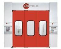 Камера окрасочно-сушильная ENERGO-S газовая (300 кВт мощ-стью, 35000 м3/час, система верхнего освещения)
