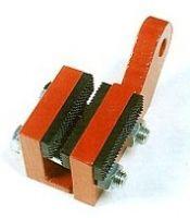 Двухболтовой асимметричный зажим для правки лонжеронов мод. 181 пр-ль STANZANI